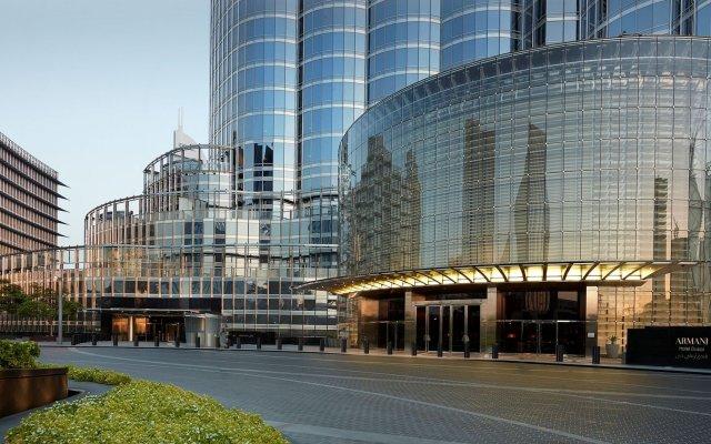 Armani Hotel Dubai 0