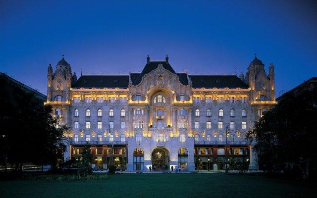 Отель Four Seasons Gresham Palace популярное изображение