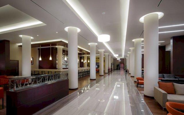 Гостиница Горки Панорама вестибюль