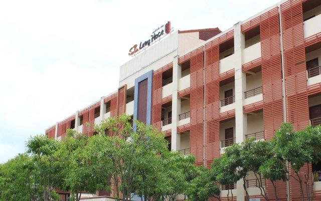 Отель S.B. Living Place вид на фасад