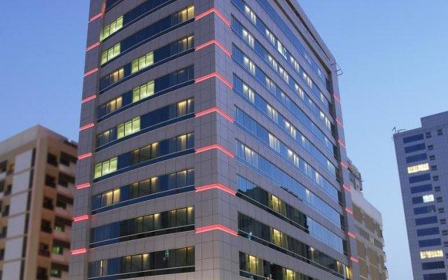 Ramada Abu Dhabi Downtown 0