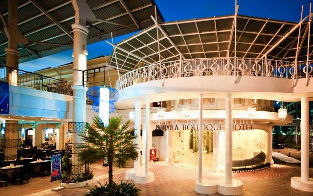 Pimnara Boutique Hotel внутренний интерьер