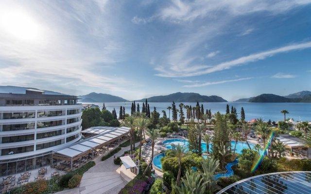 Отель D-Resort Grand Azur - All Inclusive пляж