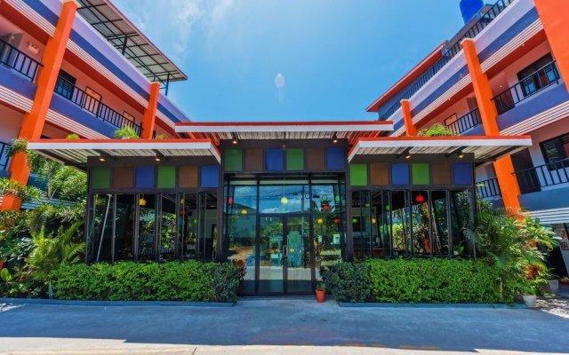 Отель Little Hill Phuket Resort популярное изображение
