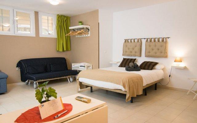 Апартаменты Holidays2Malaga Juan de Mena Apartments ванная