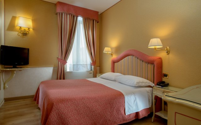 Hotel Olimpia Venice, BW signature collection Венеция комната для гостей