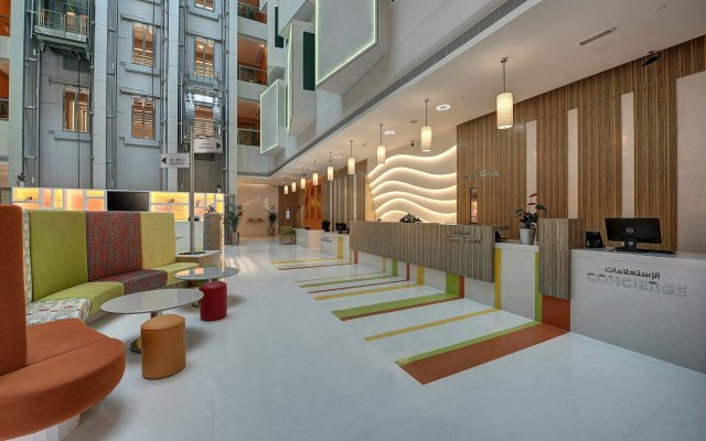 Al Khoory Atrium Hotel 1