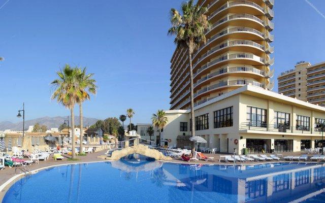 Отель Marconfort Costa del Sol открытый бассейн