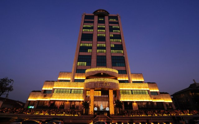 Отель Hyatt Centric Levent Istanbul вид на фасад