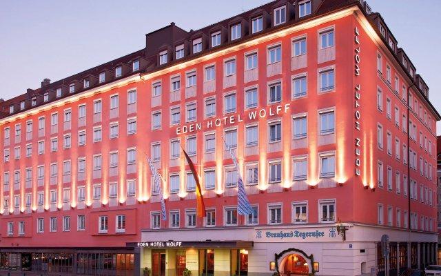Eden Hotel Wolff популярное изображение