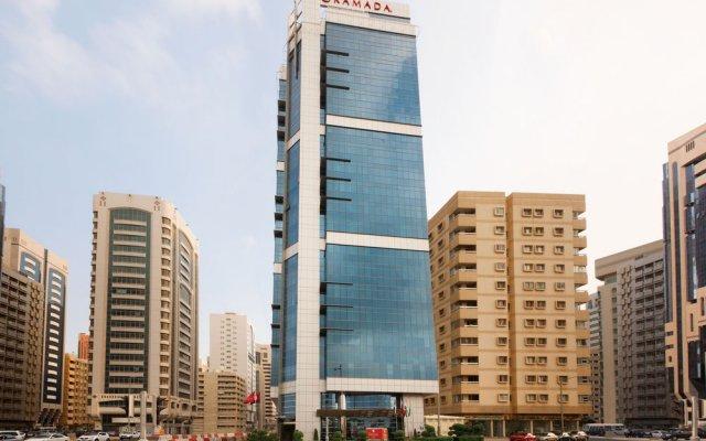 Ramada by Wyndham Abu Dhabi Corniche 0