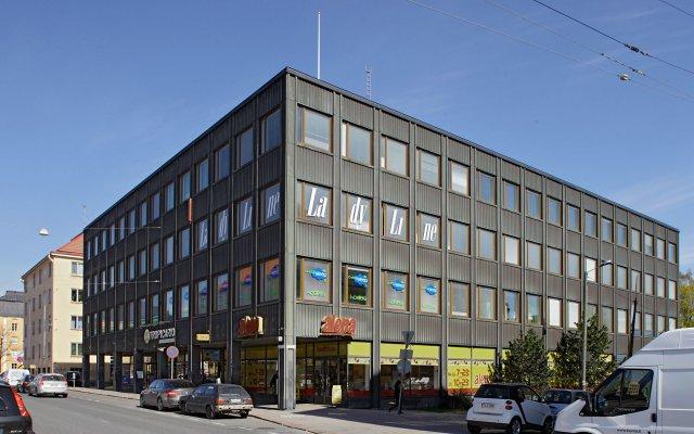 Отель CheapSleep Helsinki экстерьер