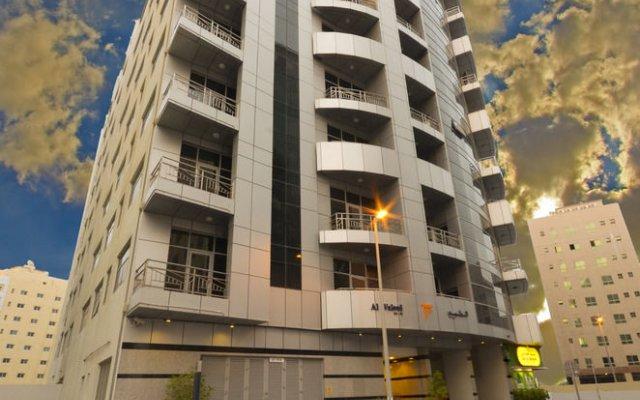 Al Waleed Palace Hotel Apartments-Al Barsha 0