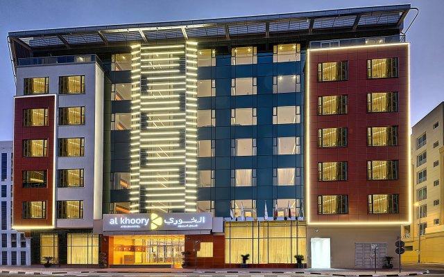 Al Khoory Atrium Hotel 0