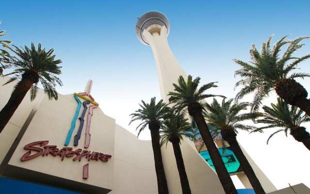 Stratosphere Hotel, Casino & Tower