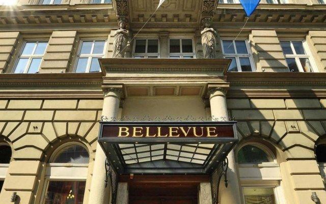 Bellevue Hotel вход в здание