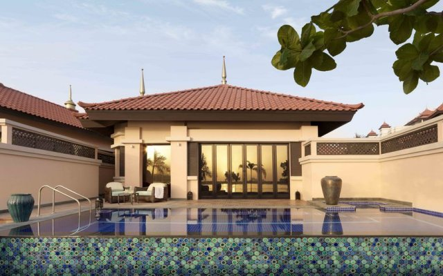 Отель Anantara The Palm Dubai Resort комната для гостей