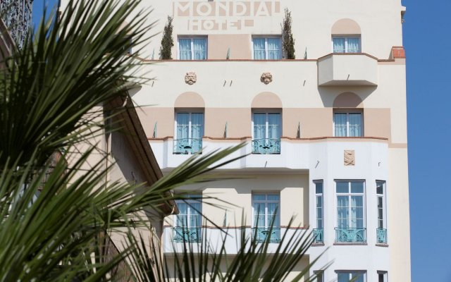 BEST WESTERN Mondial Hotel 0