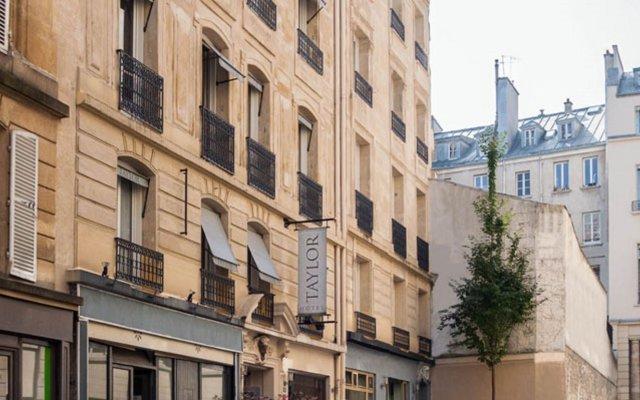 Отель Taylor вид на фасад