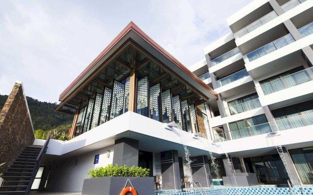 Отель Yama Phuket экстерьер