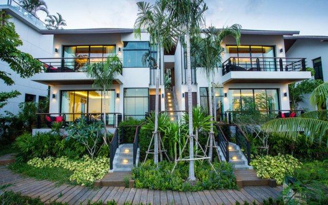 Отель Chalong Chalet Resort & Longstay экстерьер