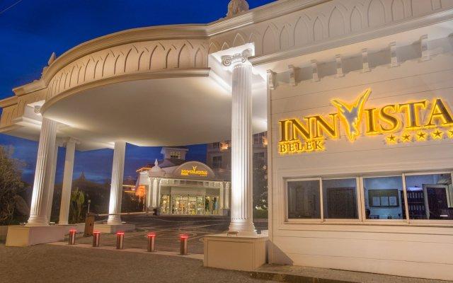 Отель Innvista Hotels Belek - All Inclusive вид на фасад