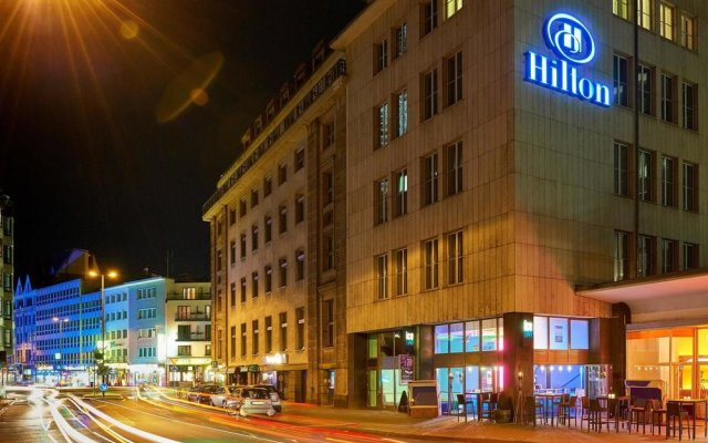 Отель Hilton Cologne