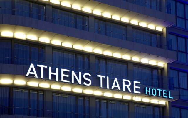 Athens Tiare Hotel фасад