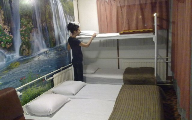 Hostel & SPA комната для гостей