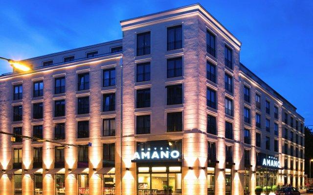 Hotel AMANO Berlin фасад