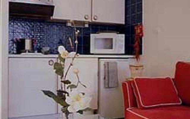 Апартаменты Quartier Latin (2) Apartment в номере