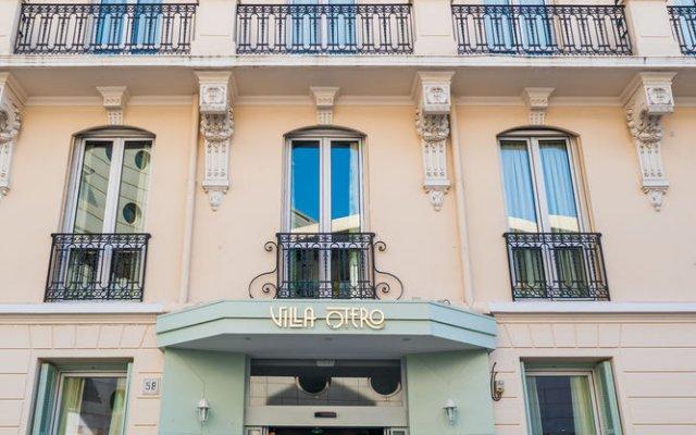 Отель Villa Otero лобби лаундж