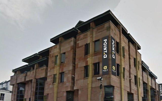 Point A Hotel Glasgow экстерьер