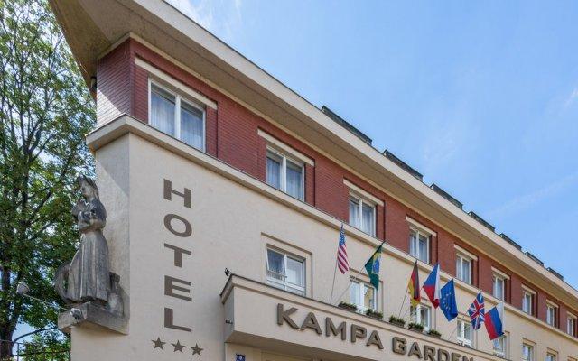 Hotel Kampa Garden популярное изображение