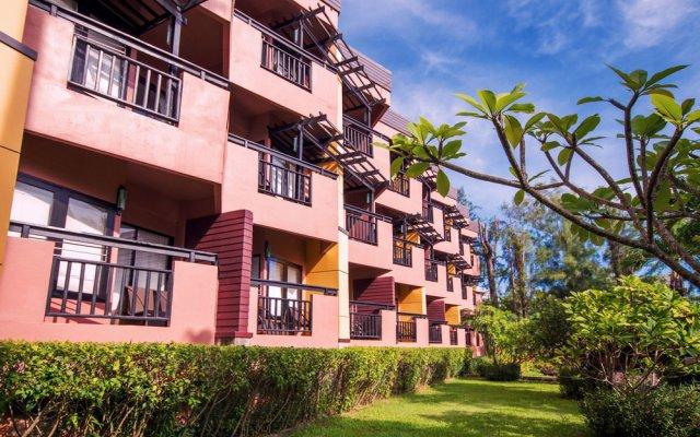 Phuket Island View Hotel экстерьер
