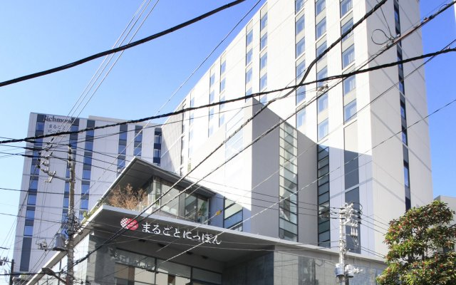 Richmond Hotel Premier Asakusa International Tokyo Japan Zenhotels