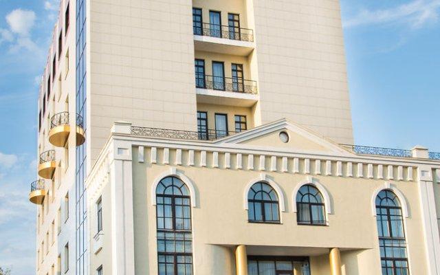 Гостиница Suleiman Palace вид на фасад