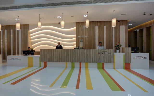 Al Khoory Atrium Hotel 2