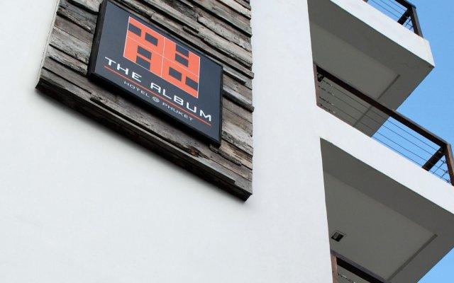 The Album Hotel экстерьер