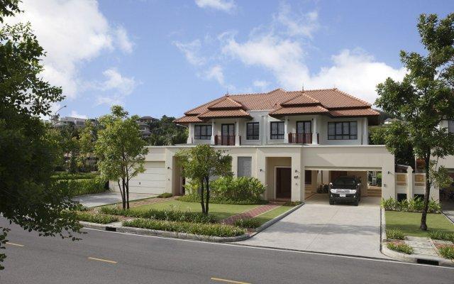 Отель Angsana Villas Resort Phuket комната для гостей