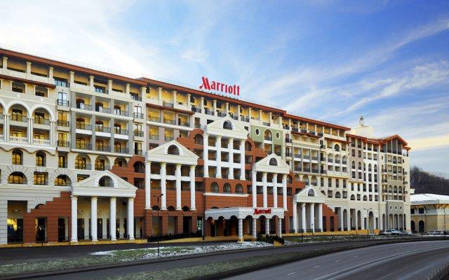 Гостиница Сочи Марриотт Красная Поляна