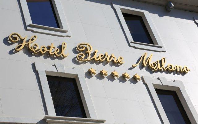 Hotel Pierre Milano экстерьер