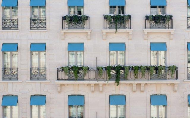 Отель Nolinski Paris Франция, Париж - 1 отзыв об отеле, цены и фото номеров - забронировать отель Nolinski Paris онлайн вид на фасад