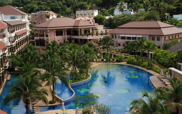 Alpina Phuket Nalina Resort Spa Phuket Thailand ZenHotels - Alpina phuket nalina resort and spa