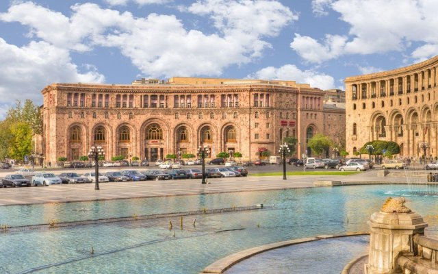 Marriott Armenia Hotel Yerevan популярное изображение