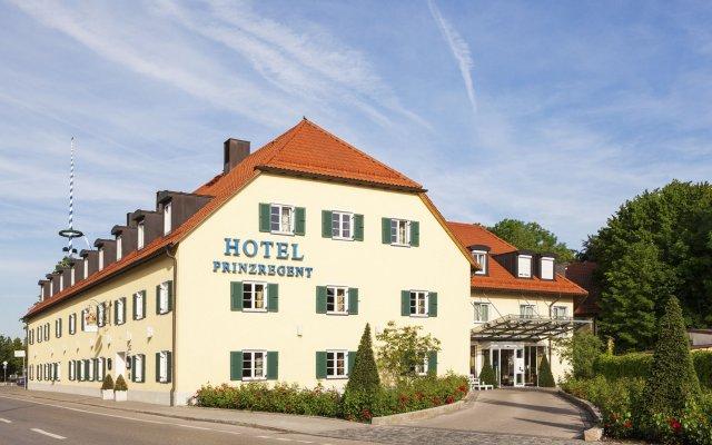 Отель Prinzregent München Германия, Мюнхен - отзывы, цены и фото номеров - забронировать отель Prinzregent München онлайн популярное изображение
