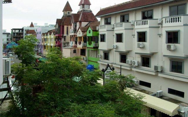 Отель Niku Guesthouse вид из номера