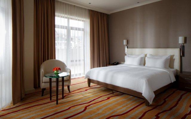 Гостиница Горки Плаза комната для гостей