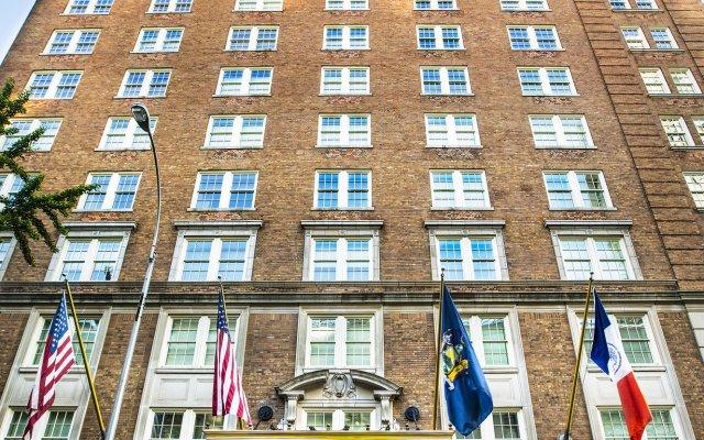Отель The Mark Нью-Йорк вид на фасад
