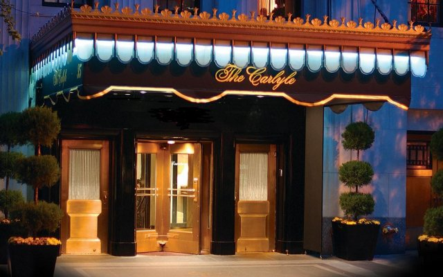 The Carlyle, A Rosewood Hotel Нью-Йорк фасад